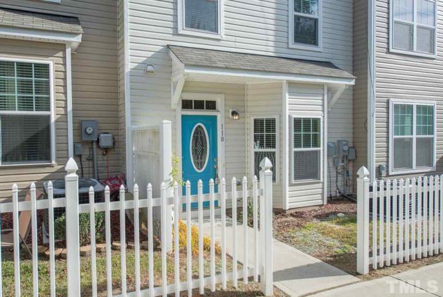 201 Coalinga Lane #110, Raleigh, NC 27610 (#2162099) :: Raleigh Cary Realty