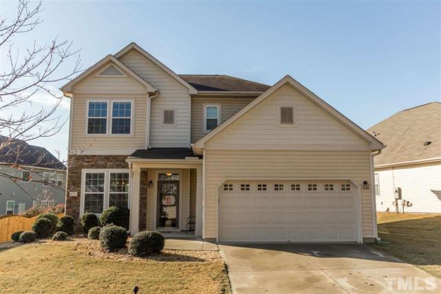 1328 Dairy Glen Drive, Fuquay Varina, NC 27526 (#2162114) :: The Jim Allen Group