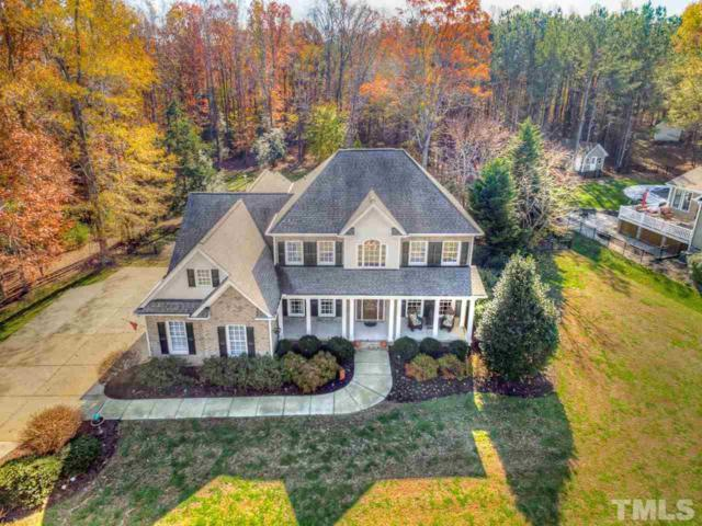 5936 Two Pines Trail, Wake Forest, NC 27587 (#2162143) :: The Jim Allen Group