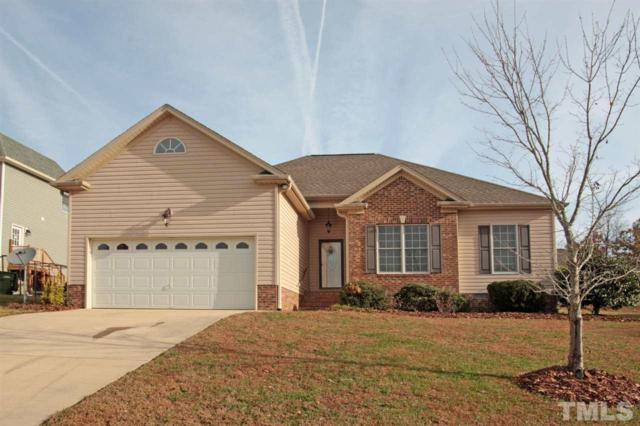 1120 Castle Drive, Graham, NC 27253 (#2162155) :: Triangle Midtown Realty