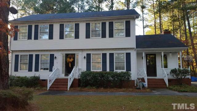 16 Brookwood Drive, Smithfield, NC 27577 (#2162172) :: The Jim Allen Group