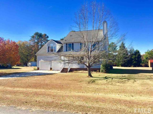 79 Fieldale Drive, Lillington, NC 27546 (#2162323) :: Raleigh Cary Realty