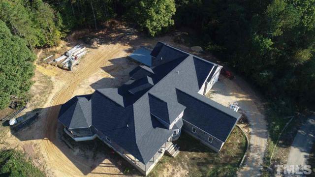 464 Bluff Ridge Lane, Angier, NC 27501 (#2162378) :: The Jim Allen Group