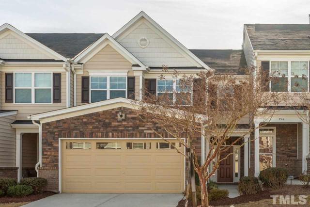 714 Grace Hodge Drive, Cary, NC 27519 (#2162476) :: Raleigh Cary Realty