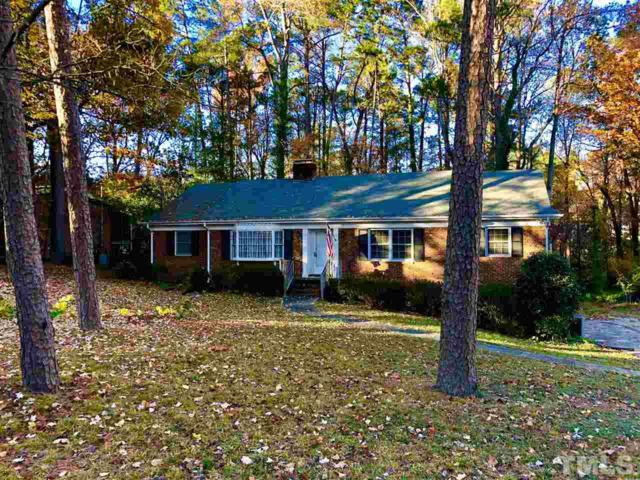 3210 Hampton Road, Raleigh, NC 27607 (#2162477) :: Triangle Midtown Realty