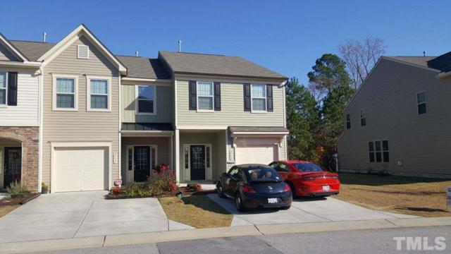 2119 Sunny Cove Drive, Raleigh, NC 27610 (#2162488) :: The Jim Allen Group