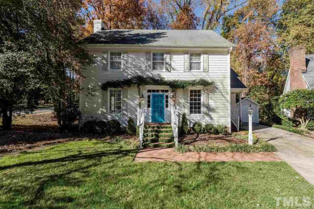 2516 Winterbury Court, Raleigh, NC 27607 (#2162505) :: Rachel Kendall Team, LLC