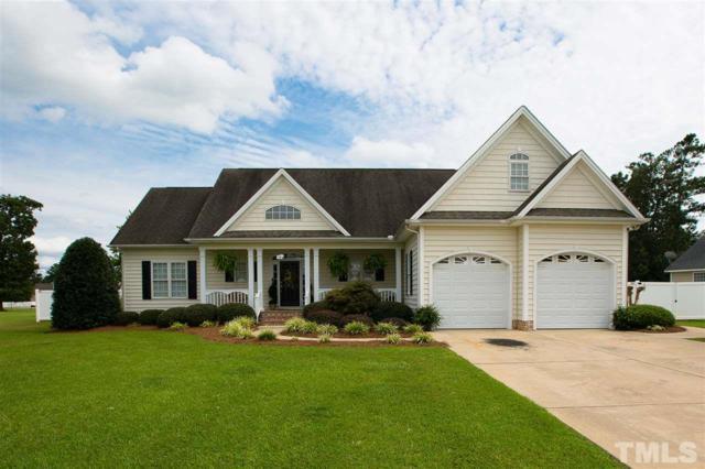 48 Timber Creek Lane, Dunn, NC 28334 (#2162516) :: Rachel Kendall Team, LLC