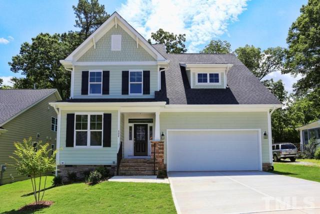 322 N Wingate Street, Wake Forest, NC 27587 (#2162539) :: Raleigh Cary Realty