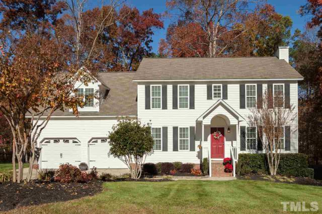 215 Rocky Point Court, Fuquay Varina, NC 27526 (#2162613) :: The Abshure Realty Group