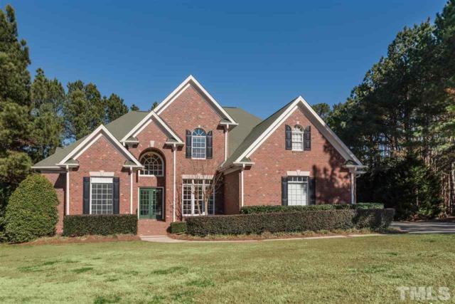 4004 Frontenac Court, Apex, NC 27539 (#2162631) :: Raleigh Cary Realty