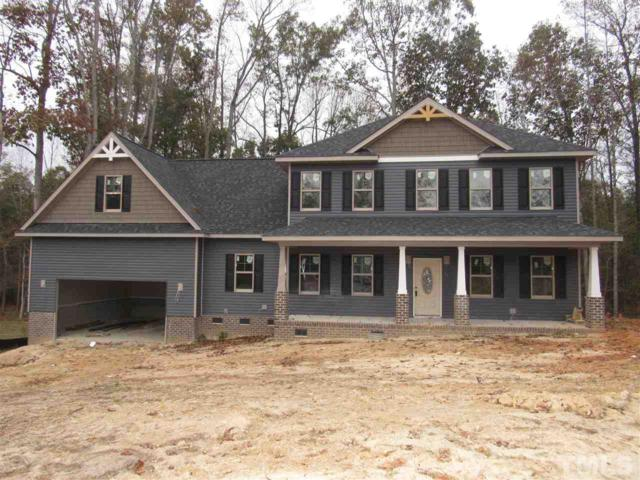594 Carsons Creek Trail Lot 18, Wendell, NC 27591 (#2162644) :: The Jim Allen Group