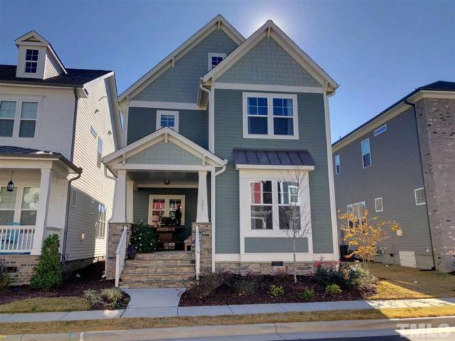 521 Beacon Ridge Blvd, Chapel Hill, NC 27516 (#2162727) :: Triangle Midtown Realty