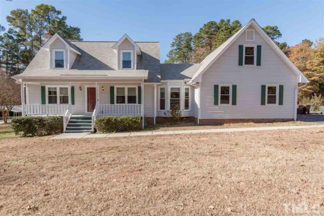 7813 Brookdale Drive, Raleigh, NC 27616 (#2162740) :: The Jim Allen Group