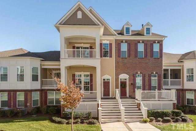 10520 Sablewood Drive #109, Raleigh, NC 27617 (#2162808) :: Saye Triangle Realty