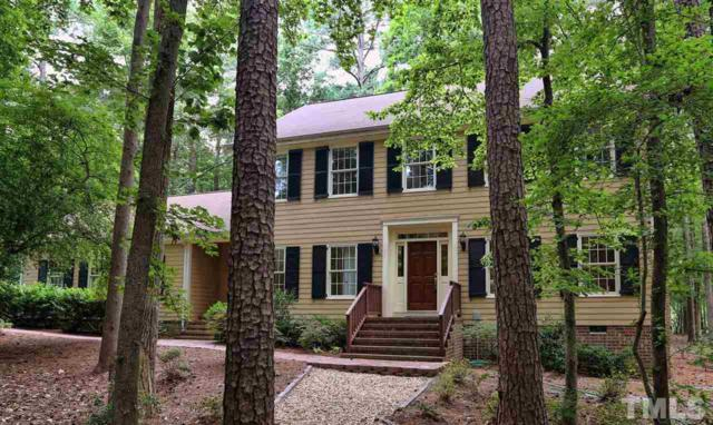 205 Huntington Drive, Chapel Hill, NC 27514 (#2162848) :: The Jim Allen Group