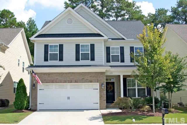 1175 Alsace Drive, Apex, NC 27502 (#2162851) :: Raleigh Cary Realty