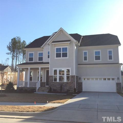 2601 Winding Branch Trail Homesite 141, Apex, NC 27523 (#2162873) :: Saye Triangle Realty