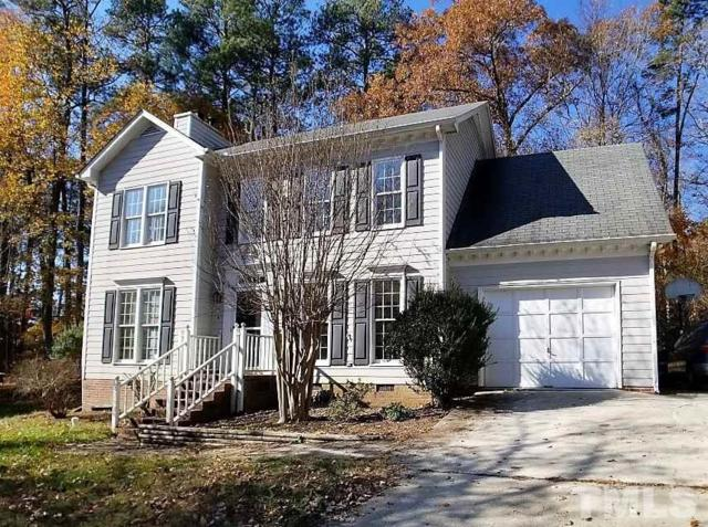 22 Swallows Ridge Court, Durham, NC 27713 (#2162927) :: Raleigh Cary Realty