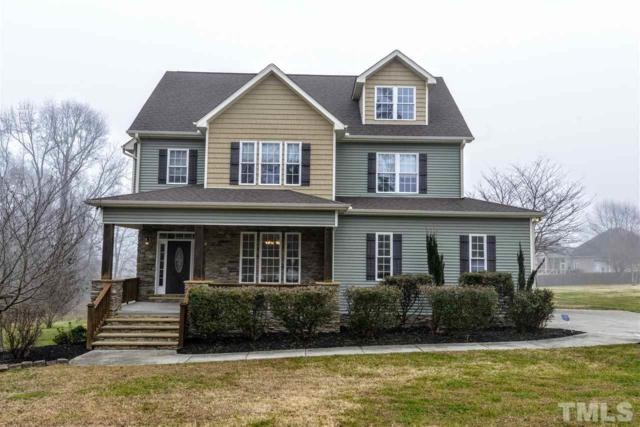 1038 Heather Lane, Wake Forest, NC 27587 (#2162932) :: The Jim Allen Group