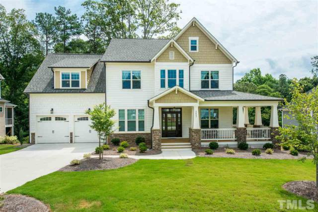 4603 Brighton Ridge Drive, Apex, NC 27539 (#2162965) :: Raleigh Cary Realty