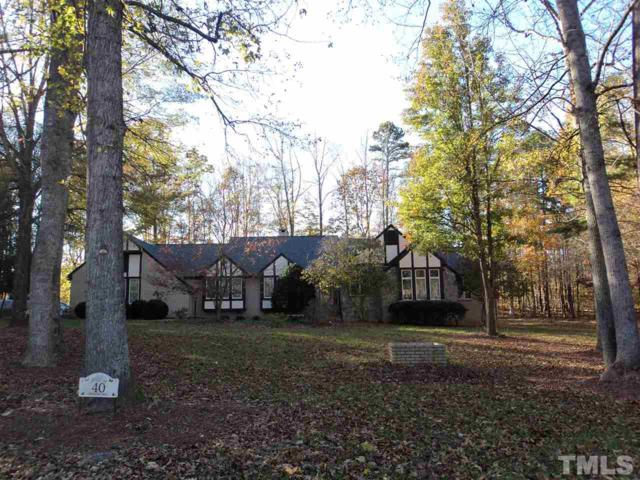 40 Beacon Hill Lane, Henderson, NC 27537 (#2162967) :: The Abshure Realty Group