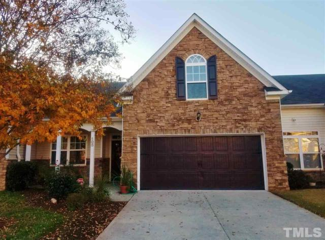 105 Honeycomb Lane, Morrisville, NC 27560 (#2162979) :: Triangle Midtown Realty
