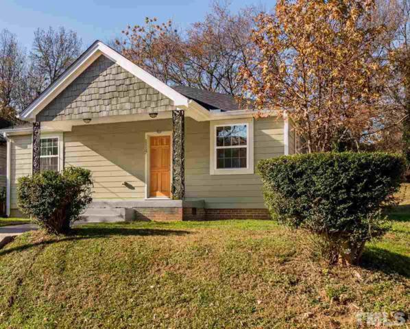 1117 Spruce Street, Durham, NC 27701 (#2162991) :: Rachel Kendall Team, LLC