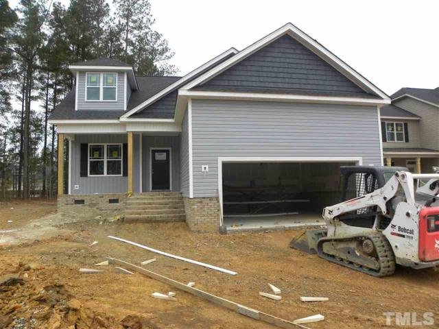 508 Raymond Drive, Wendell, NC 27591 (#2163033) :: Triangle Midtown Realty