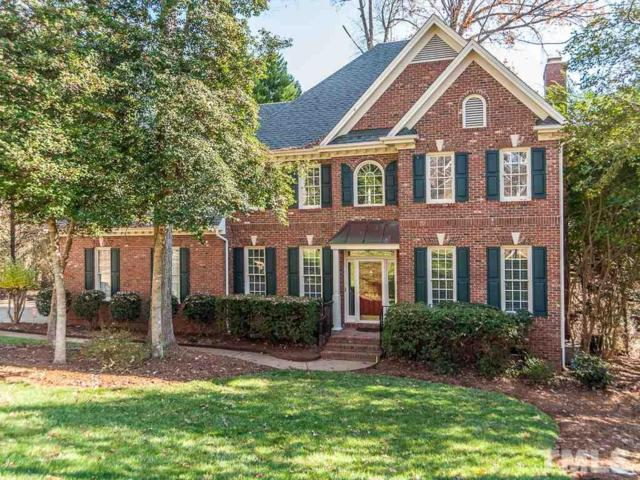 4709 Greenpoint Lane, Holly Springs, NC 27540 (#2163125) :: The Jim Allen Group