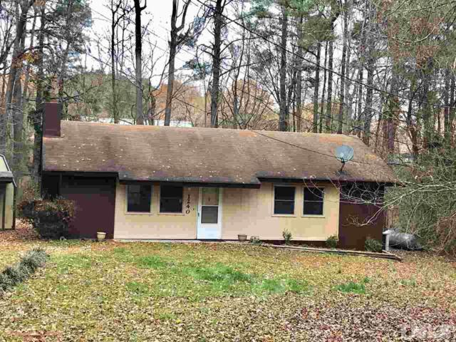 1240 Workman Road, Hillsborough, NC 27278 (#2163131) :: Rachel Kendall Team, LLC