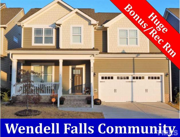 409 Big Branch Lane, Wendell, NC 27591 (#2163183) :: Triangle Midtown Realty