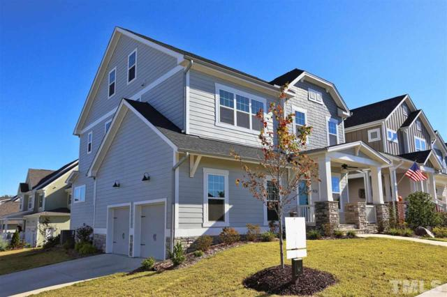 234 Beacon Ridge Blvd, Chapel Hill, NC 27516 (#2163255) :: Triangle Midtown Realty