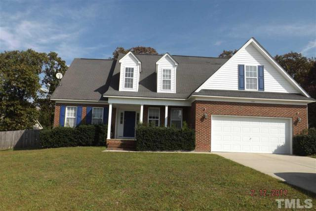 100 Union Circle, Lillington, NC 27546 (#2163297) :: Raleigh Cary Realty