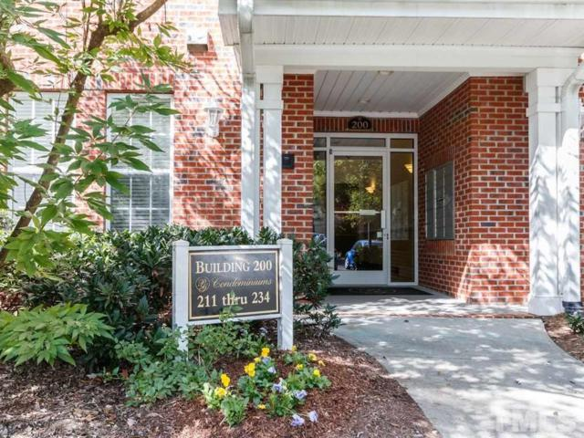 232 Providence Glen Drive #232, Chapel Hill, NC 27514 (#2163310) :: Raleigh Cary Realty