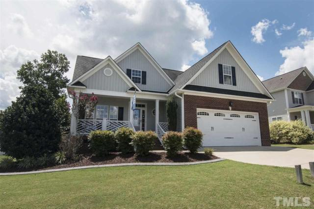 154 River Knoll Drive, Clayton, NC 27527 (#2163336) :: Raleigh Cary Realty