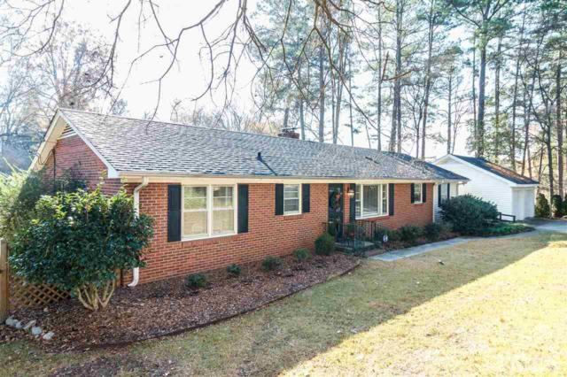 3034 Plantation Road, Raleigh, NC 27609 (#2163381) :: Triangle Midtown Realty