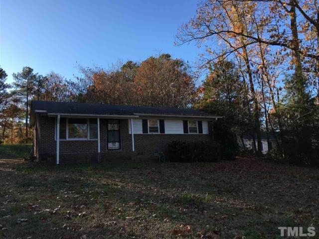 5620 Raynor Road, Garner, NC 27529 (#2163382) :: Triangle Midtown Realty