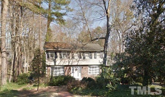 1703 Fountain Ridge Road, Chapel Hill, NC 27517 (#2163401) :: Marti Hampton Team - Re/Max One Realty