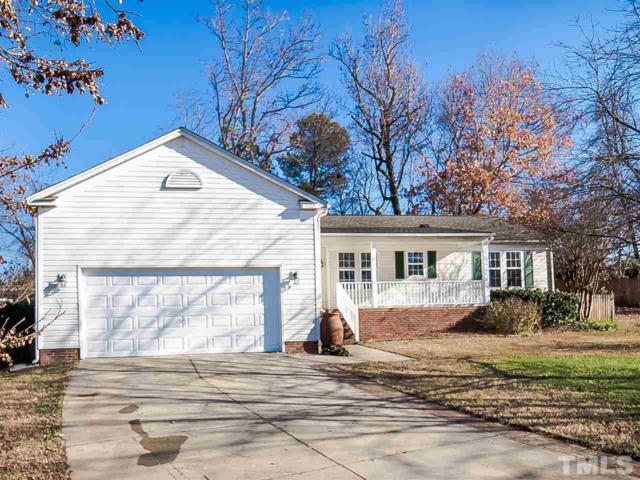 1102 Lexington Pointe, Apex, NC 27502 (#2163404) :: Triangle Midtown Realty