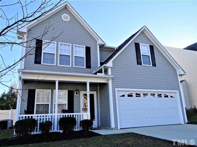 417 Star Ruby Drive, Knightdale, NC 27545 (#2163482) :: The Jim Allen Group
