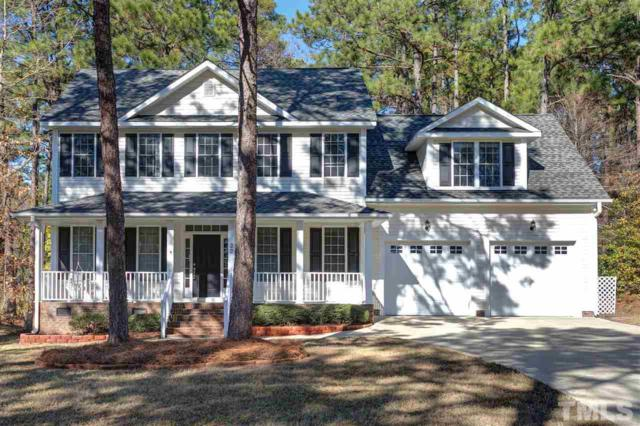 22 Harborview Drive, Sanford, NC 27332 (#2163483) :: The Abshure Realty Group