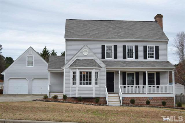 6201 Winter Spring Drive, Wake Forest, NC 27587 (#2163523) :: The Jim Allen Group