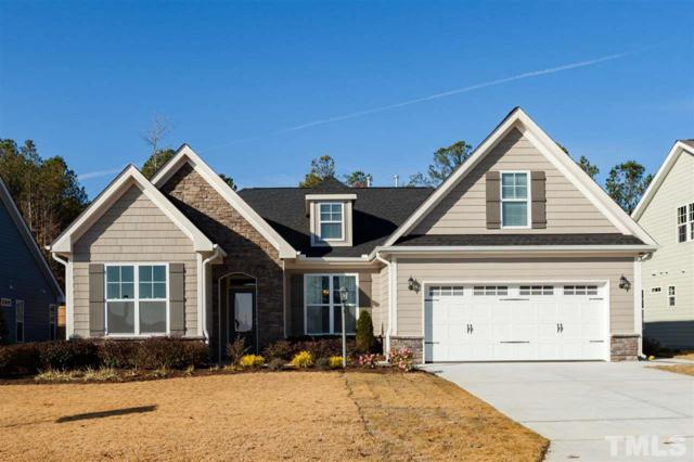 391 Apalachia Lake Drive, Fuquay Varina, NC 28526 (#2163528) :: The Jim Allen Group