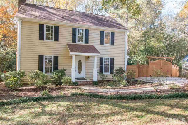 1304 Rainwood Lane, Raleigh, NC 27615 (#2163549) :: The Jim Allen Group