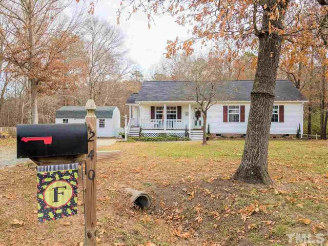 240 Tower Drive, Angier, NC 27501 (#2163561) :: The Abshure Realty Group