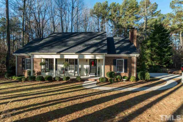 205 Pine Burr Street, Fuquay Varina, NC 27526 (#2163562) :: The Abshure Realty Group
