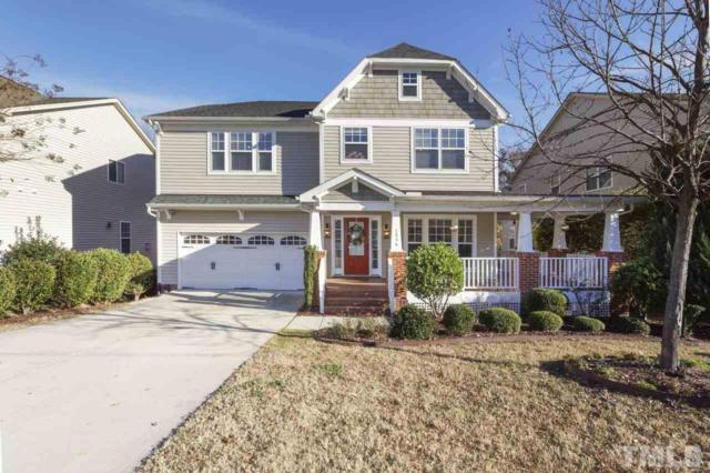1936 Weaver Forest Way, Morrisville, NC 27560 (#2163600) :: Triangle Midtown Realty