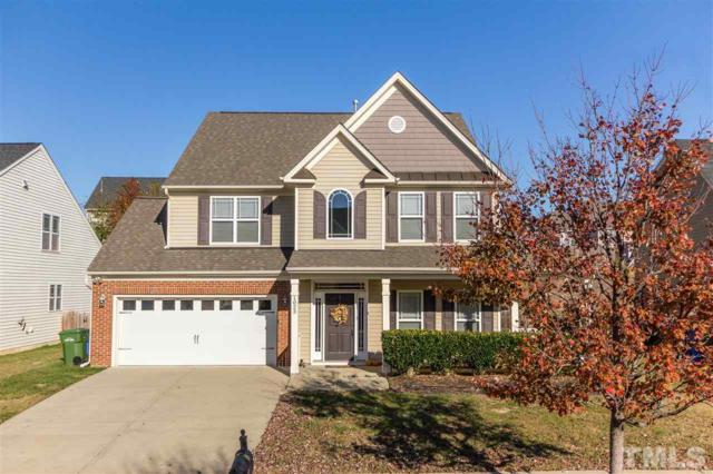 1023 Bridlemine Drive, Fuquay Varina, NC 27526 (#2163623) :: The Jim Allen Group