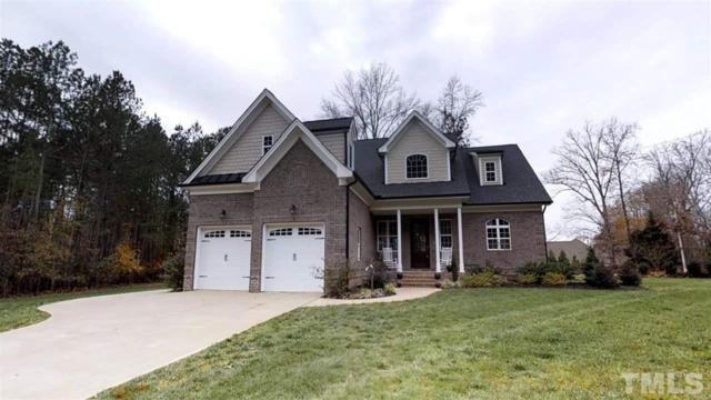 300 Old Scarborough Lane, Garner, NC 27529 (#2163659) :: The Jim Allen Group